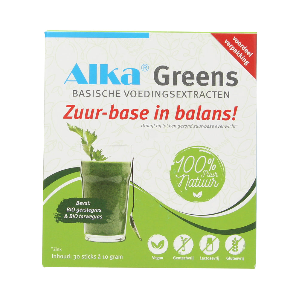 Alka Greens 30 sticks x 10g