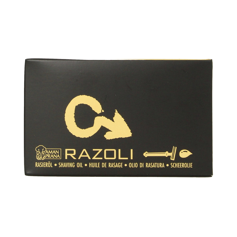 Razoli 3 in1 scheerolie man Bio 100ml