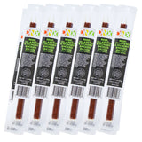 Grass Fed Beef Jalapeño & Hickory Smoked Bacon Sticks (12-pack) - Wholesale