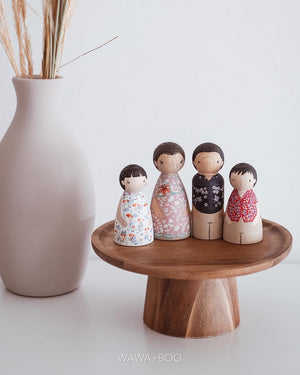Open image in slideshow, Display Stands for Custom Dolls