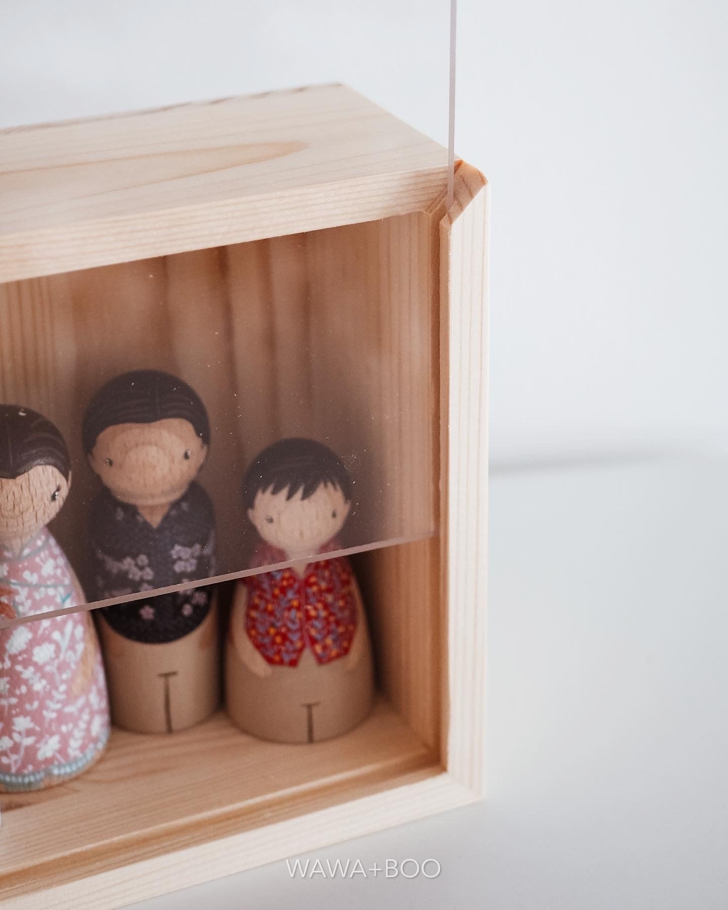 Display Stands for Custom Dolls
