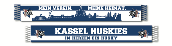 HD-Strickschal KASSEL CITY