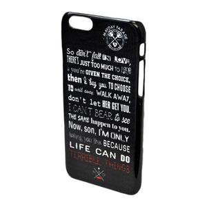 Terrible Things iPhone 4 Phone Case