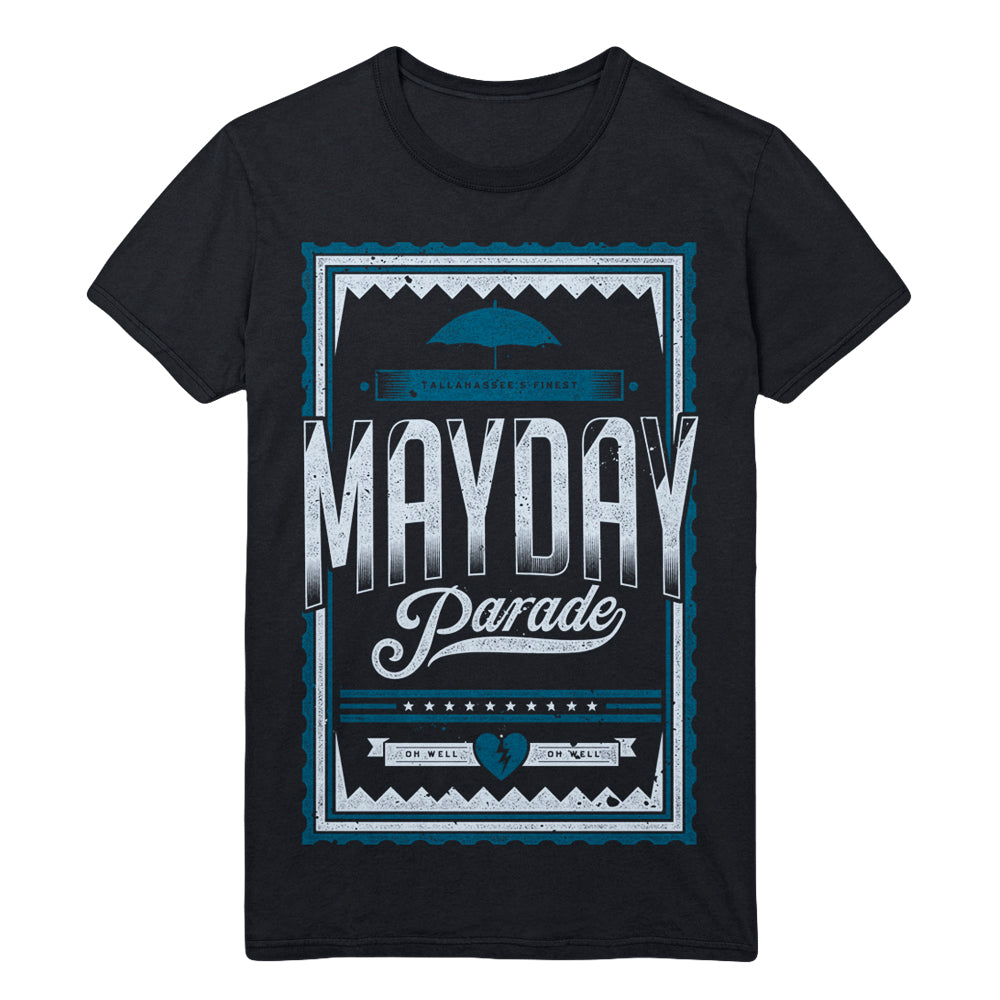 Market Black T-Shirt