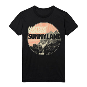 Sunnyland Black T-Shirt