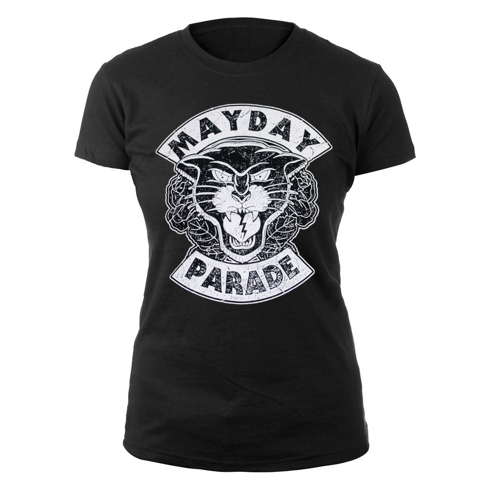 Panther Black Women's T-Shirt