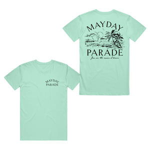 Beach Mint T-Shirt