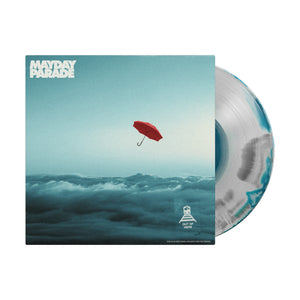 Out Of Here EP Tri-Color A/B Smashed Vinyl LP