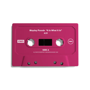 It Is What It Is Red Cassette