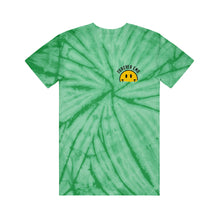 Load image into Gallery viewer, Smiley Tie Dye T-Shirt