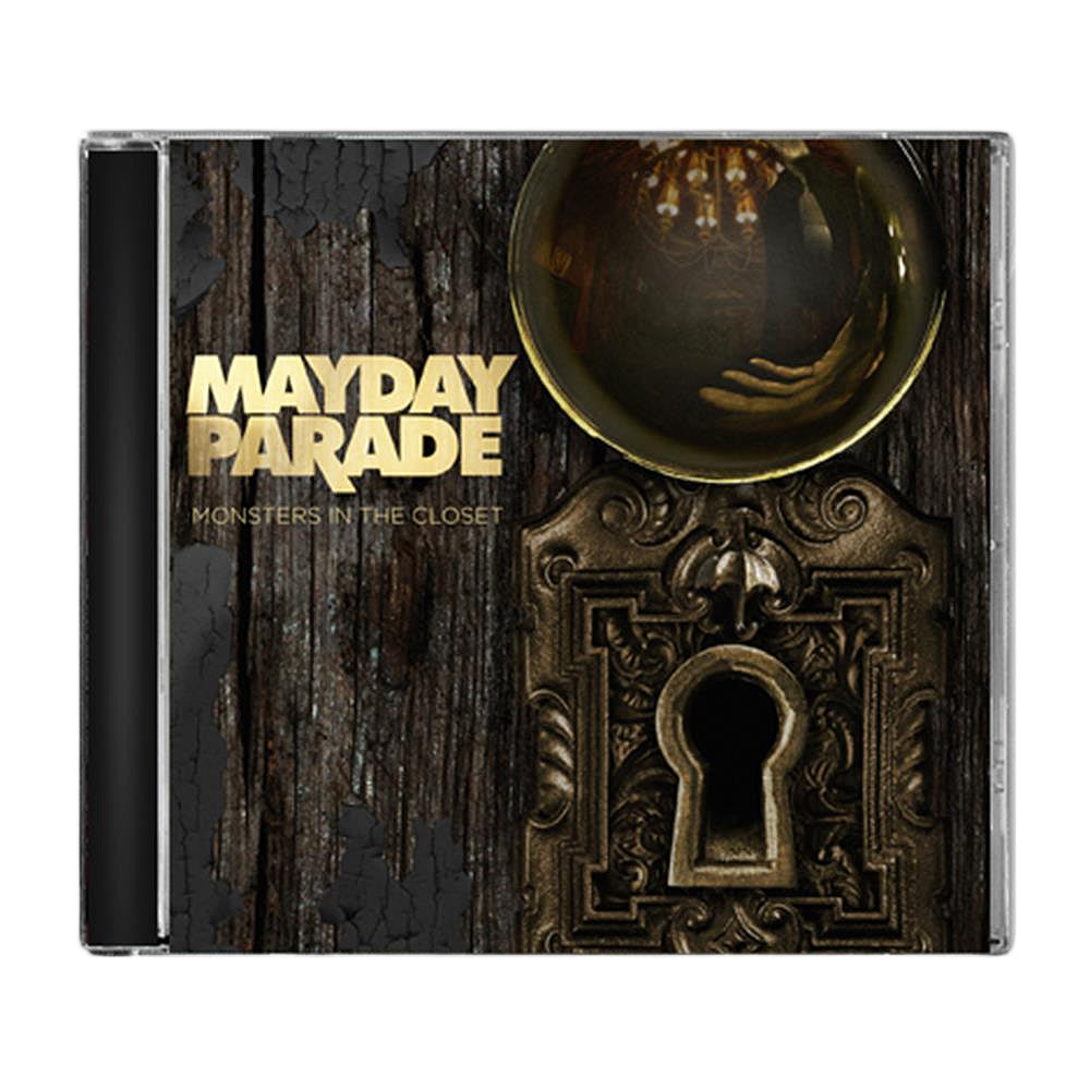Monsters In The Closet CD