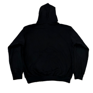 Throat Embroidered Hoodie