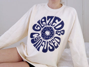 Glazed & Confused Crewneck