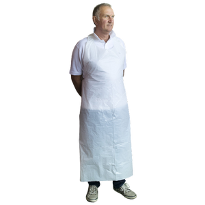 Disposable Apron - HDPE
