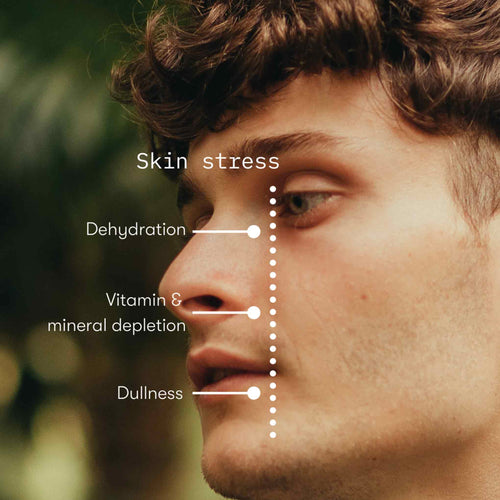 Plant Dpt. Skincare the science of lifestyle stress on skin