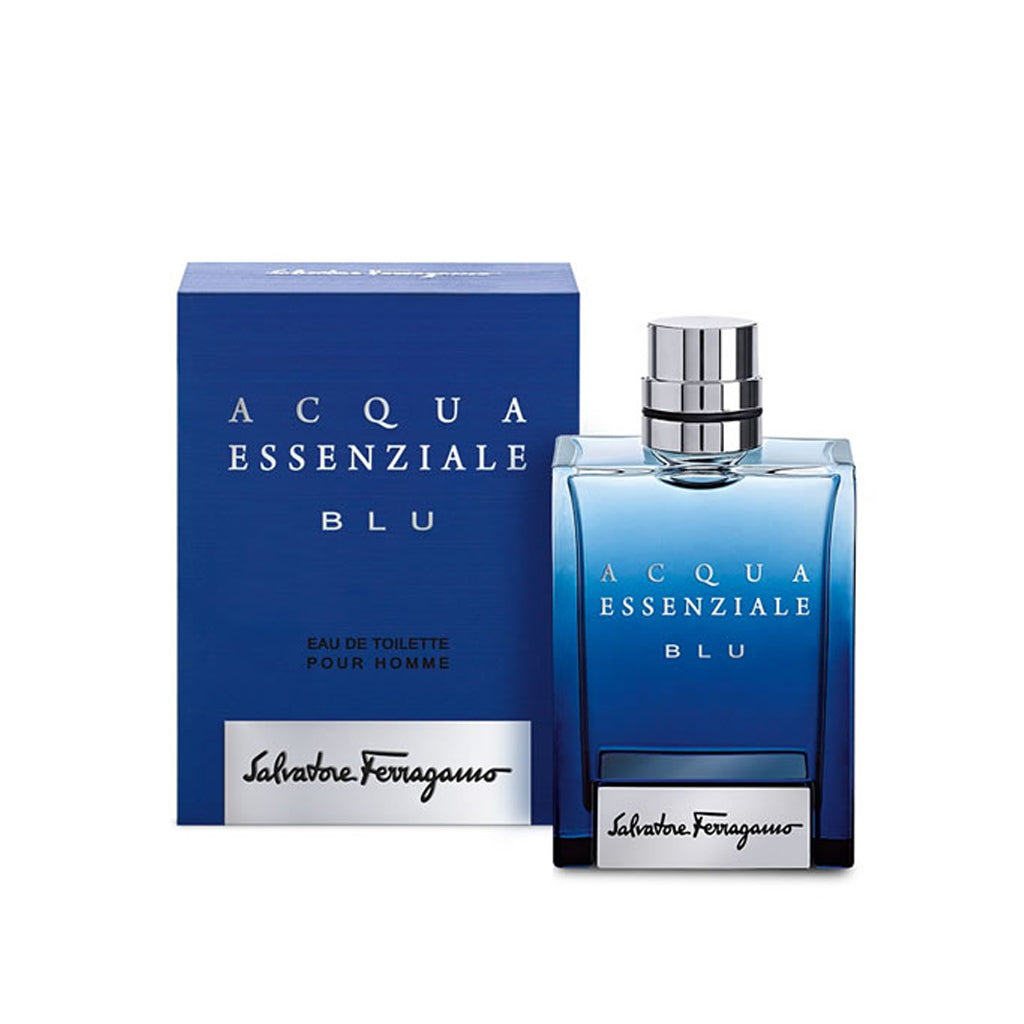 Salvatore Ferragamo Acqua Essenziale Blu Men's 100ml - Perfume Rack PH