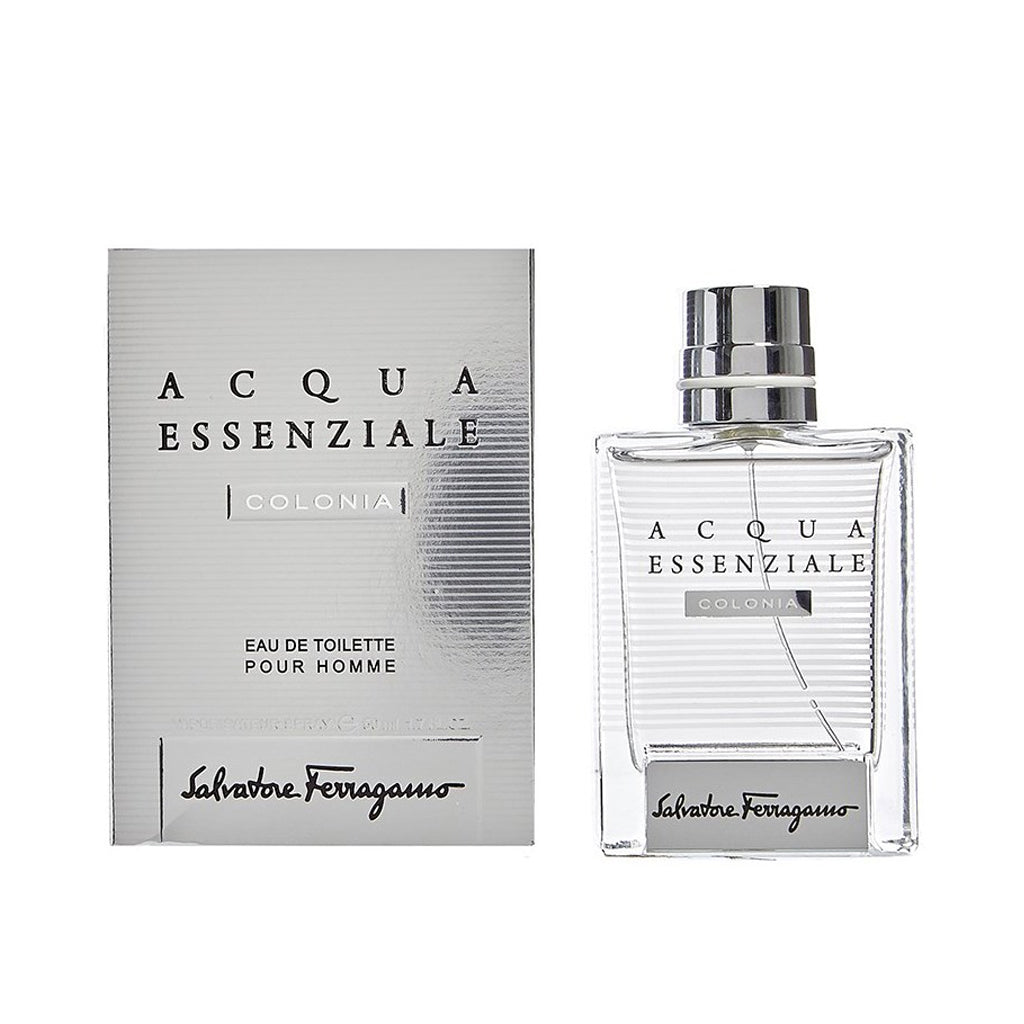 Salvatore Ferragamo Acqua Essenziale Colonia Men's 100ml - Perfume Rack PH