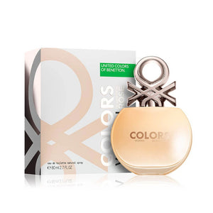 Benetton Colors Rose Women's 80ml - Perfume Rack PH