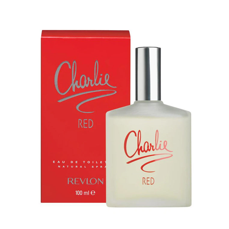 Charlie Red Revlon 100ml - Perfume Rack PH