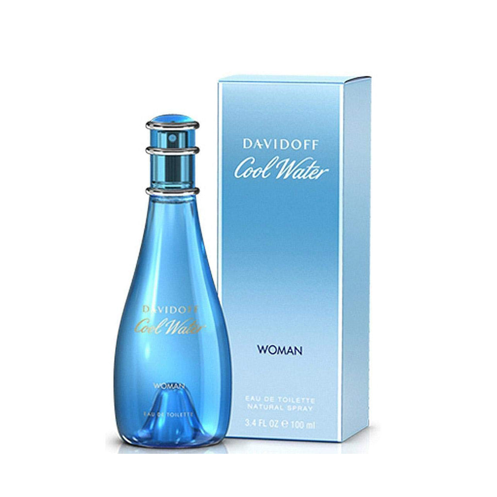 Davidoff Cool Water Women's EDT 100ml - Perfume Rack PH