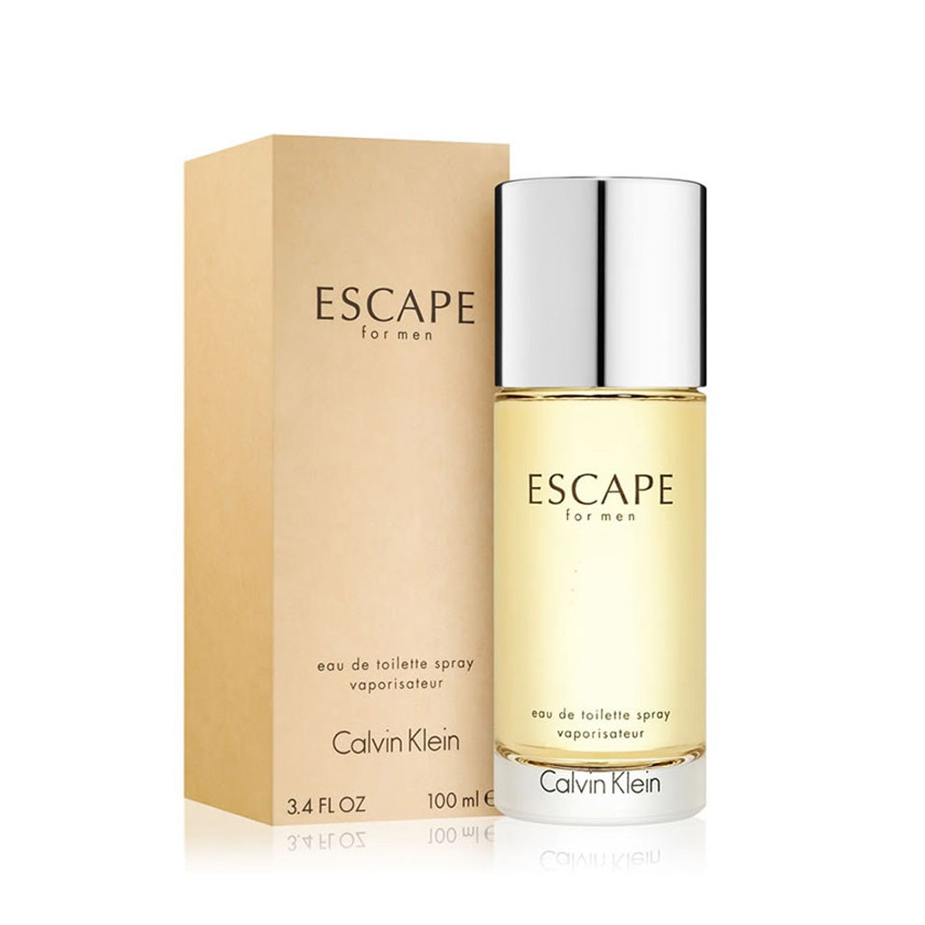 Escape by Calvin Klein Men's 100ml - Perfume Rack PH