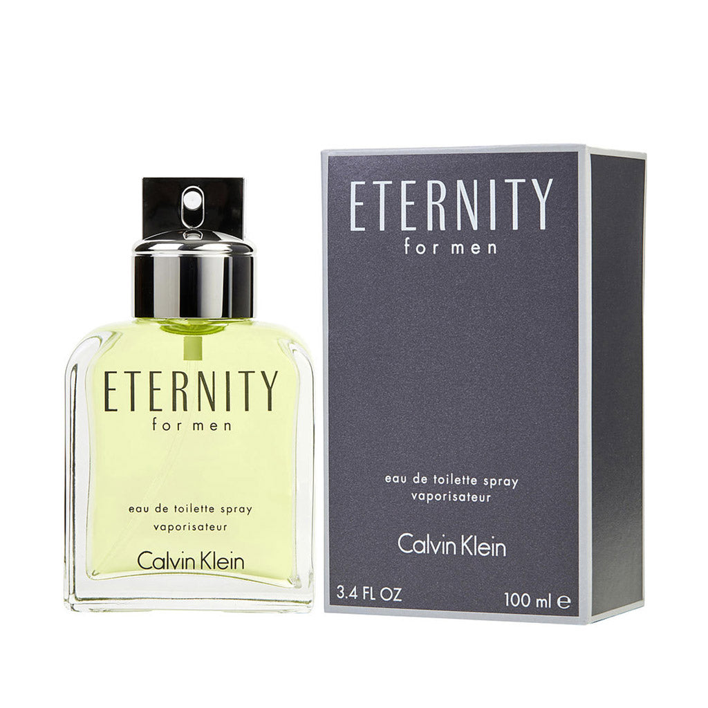 Calvin Klein Eternity Men's 100ml - Perfume Rack PH