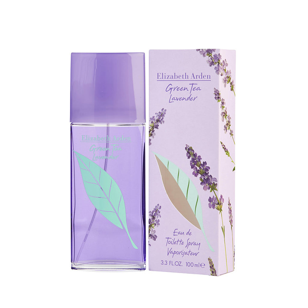 Green Tea Lavender by Elizabeth Arden Women's 100ml - Perfume Rack PH