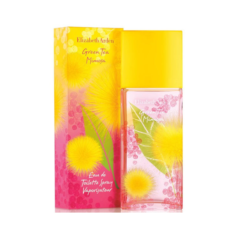 Elizabeth Arden Green Tea Mimosa 100ml - Perfume Rack PH