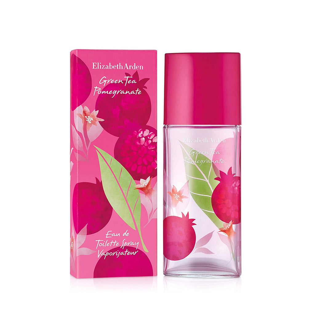 Green Tea Pomogranate Elizabeth Arden 100ml - Perfume Rack PH
