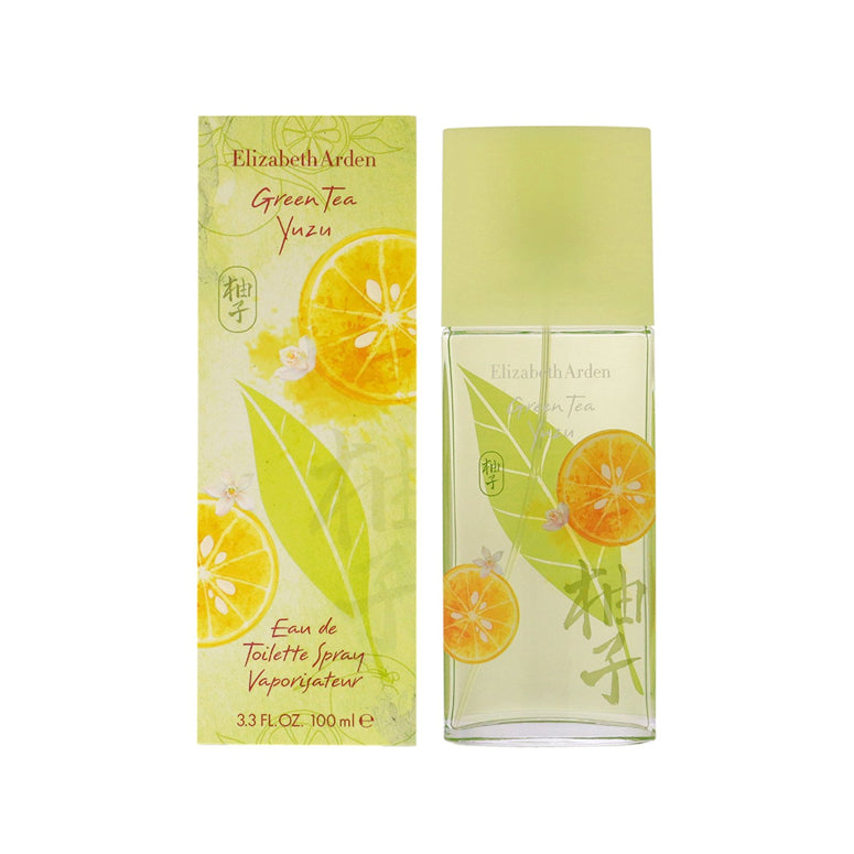 Green Tea Yuzu Elizabeth Arden 100ml - Perfume Rack PH