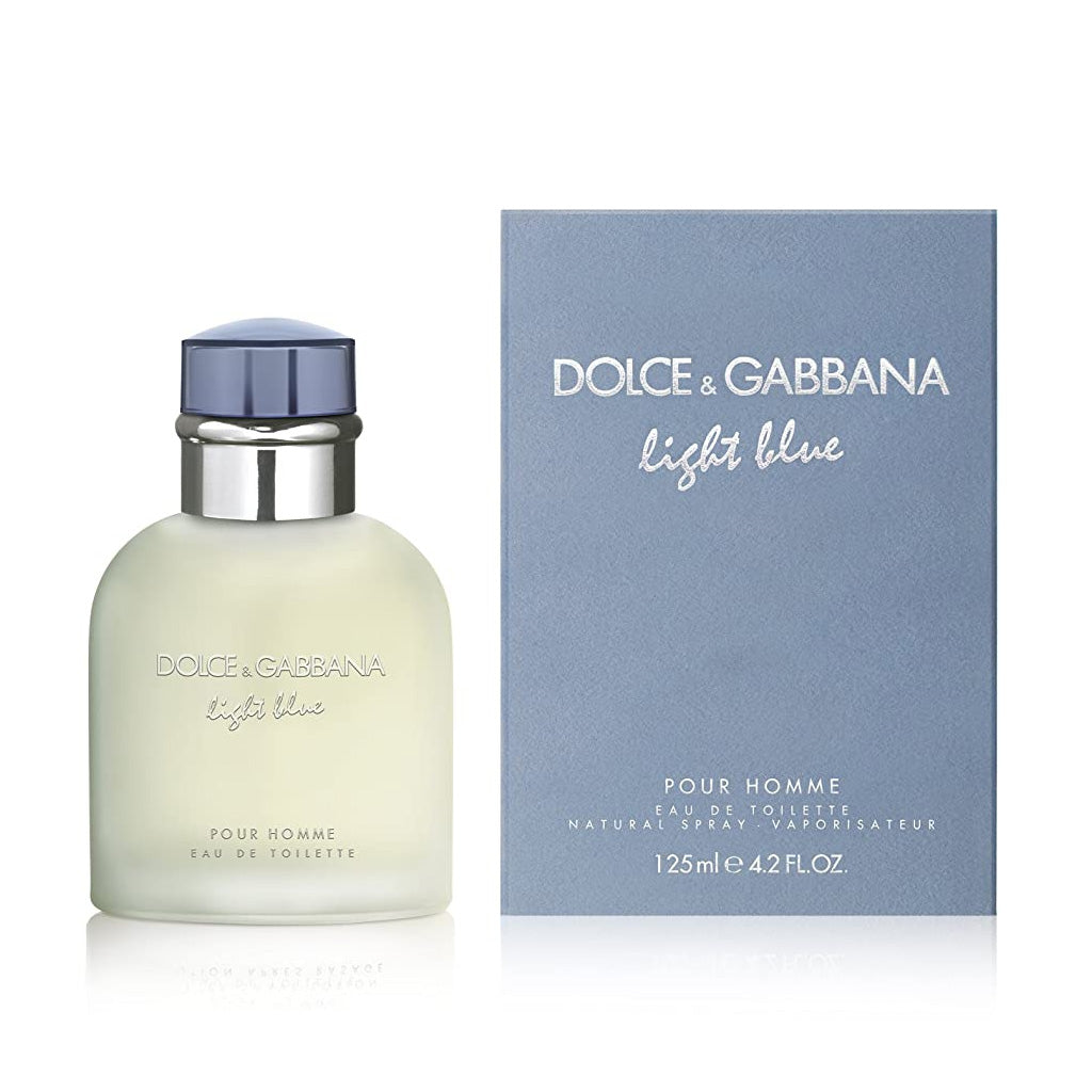 Light Blue By Dolce & Gabbana Men's 125ml - Perfume Rack PH