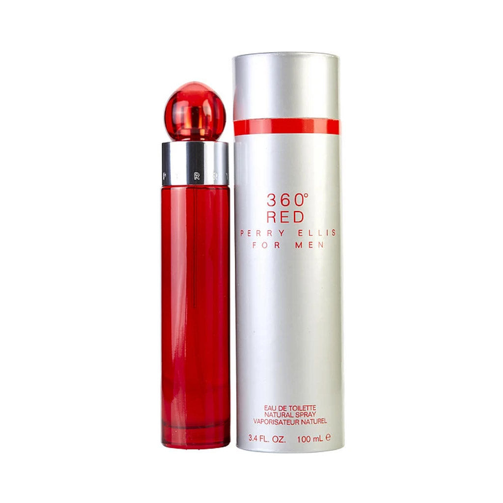 Perry Ellis 360 Red Men's 100ml - Perfume Rack PH