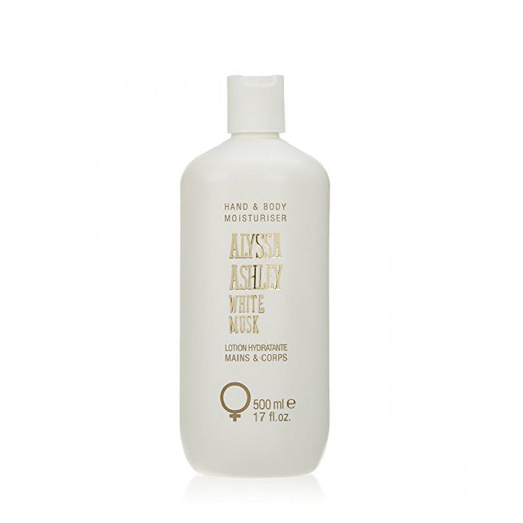 White Musk by Alyssa Ashley Lotion 500ml - Perfume Rack PH