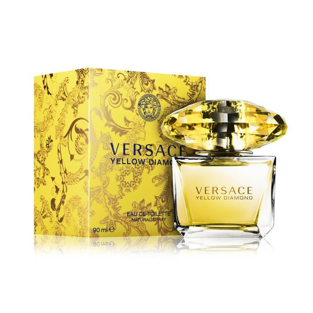 Versace Yellow Diamond Women's 90ml - Perfume Rack PH