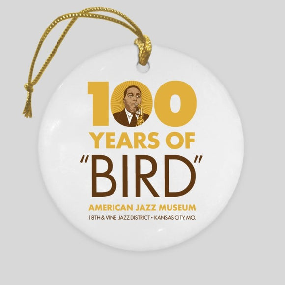 100 Years of Bird Ornament
