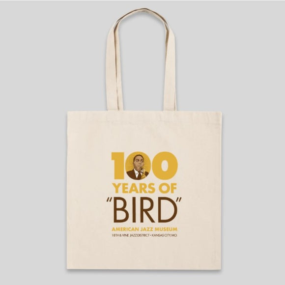 100 Years of Bird Tote Bag