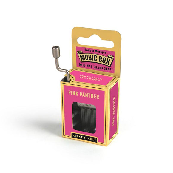 Pink Panther Music Box