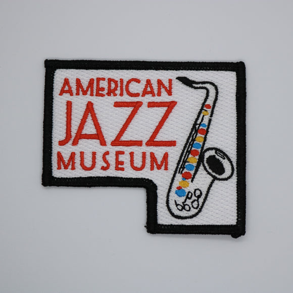 AJM Embroidered Patch
