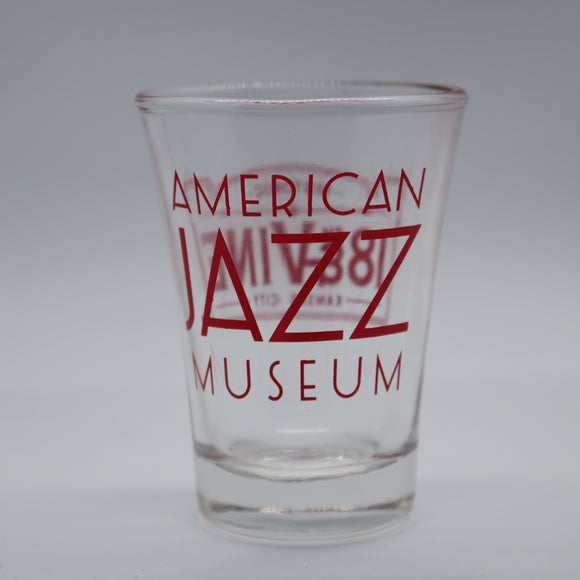 AJM Shot Glass