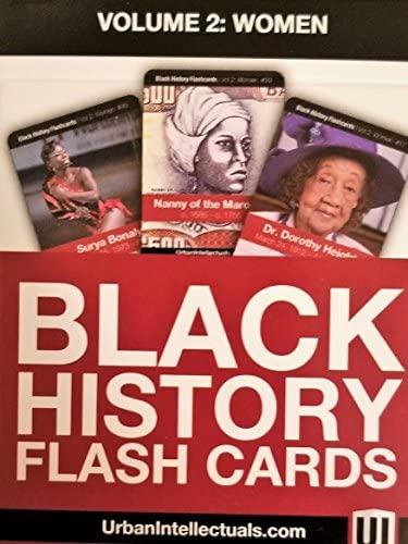 Black History Flashcards Volume 2: Women
