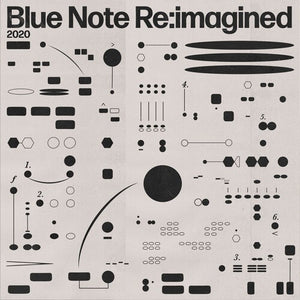 Blue Note Re:imagined CD