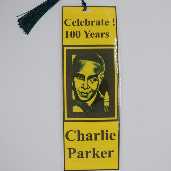 Charlie Parker 100 Bookmark