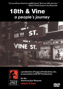 18th & Vine: A People's Journey DVD