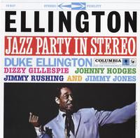 Jazz Party/Duke Ellington LP