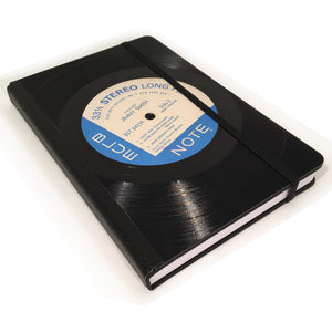 Vintage Vinyl Large Record Journal
