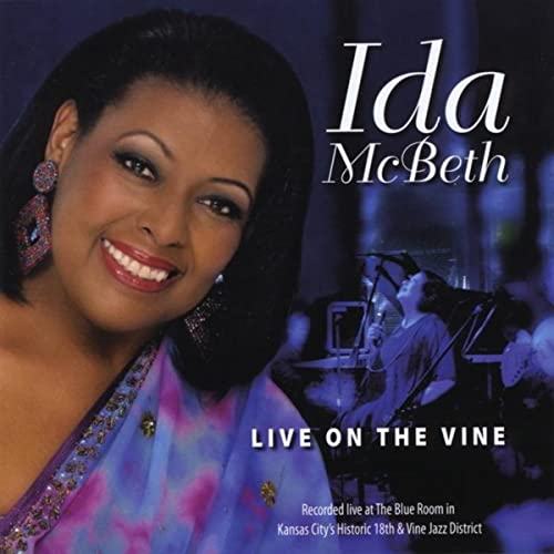 Live on the Vine/Ida McBeth CD