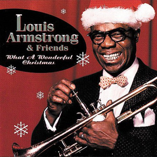 What A Wonderful Christmas/Louis Armstrong CD