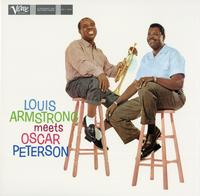 Louis Armstrong Meets Oscar Peterson (Remastered) LP