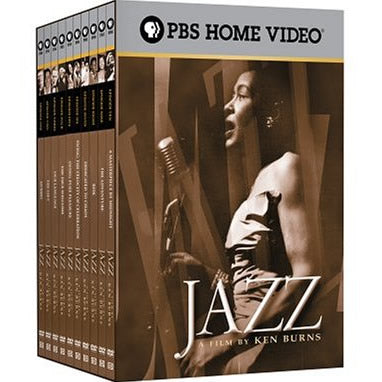 Ken Burns Jazz 10-DVD Set