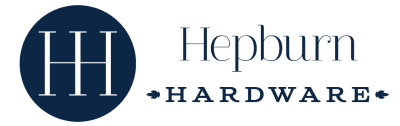Hepburn Hardware is an Australian supplier of cabinet hardware for bathrooms, kitchens, cupboards, drawers and wardrobes.